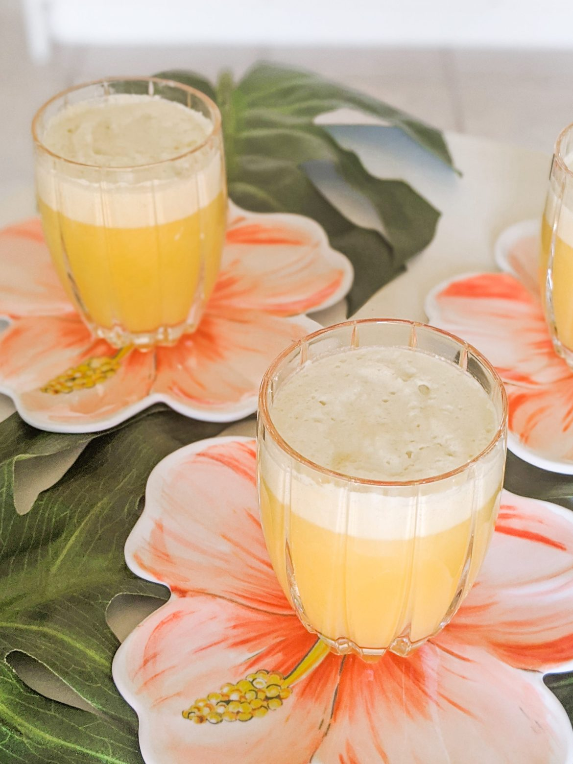 Coconut Creamsicle Colada