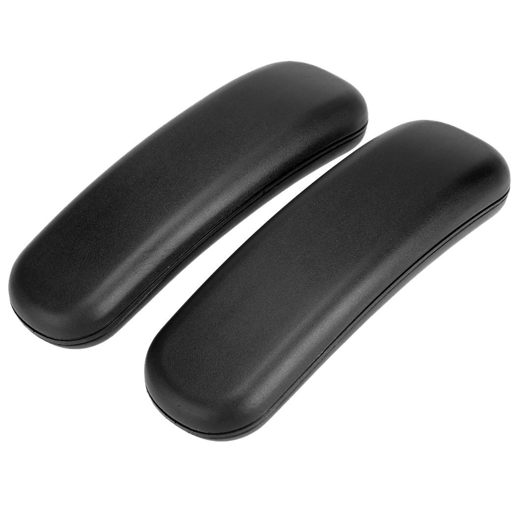 office chair repair parts lounge outdoor target global replacement armrest 2pcs 10