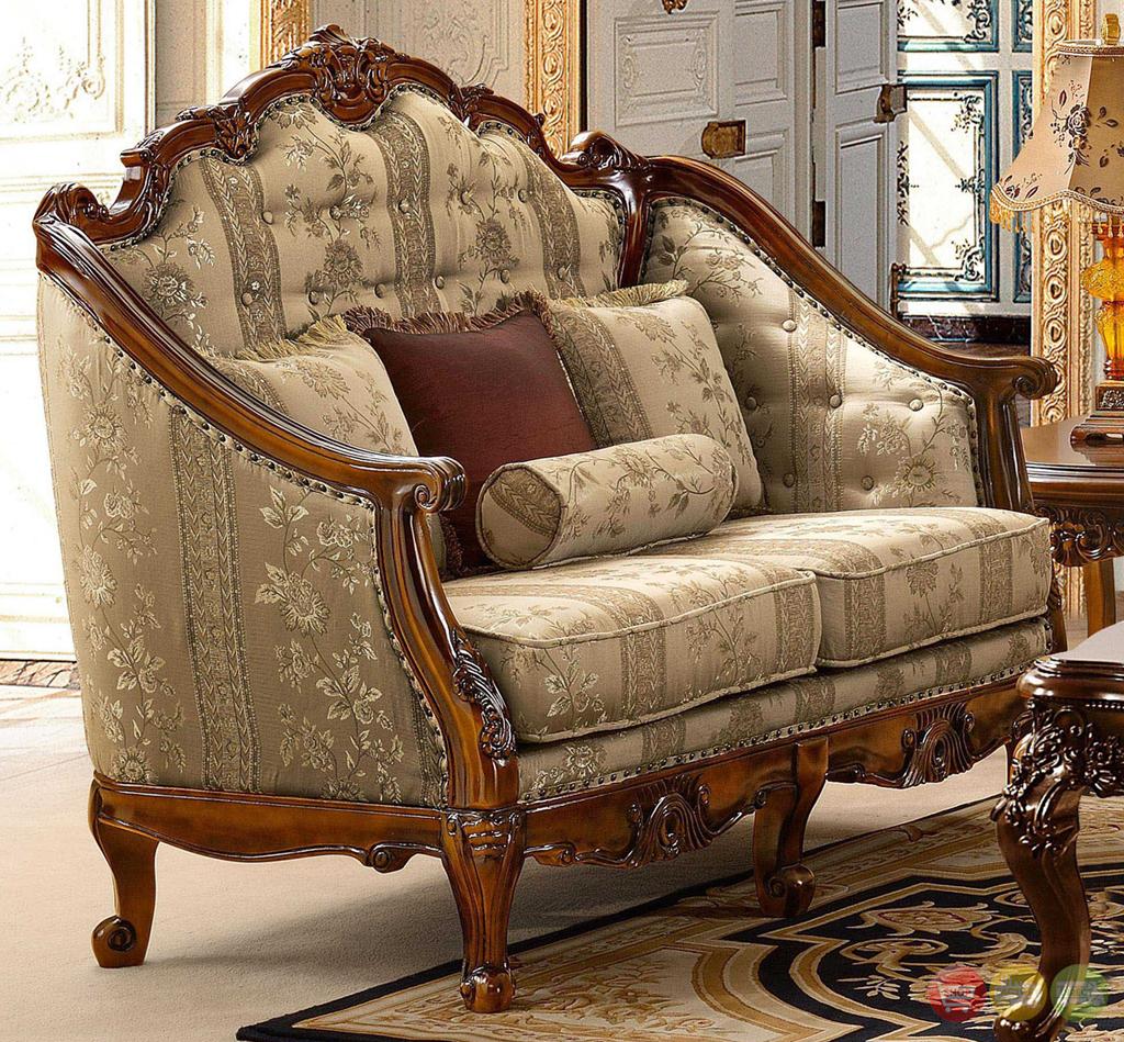 Antique Living Room Set