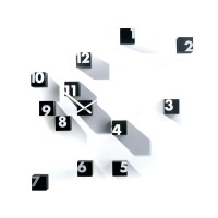 Big Wall Clocks Modern | Best Decor Things