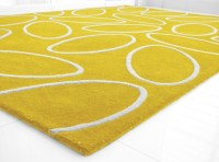 Bright Yellow Area Rug | Best Decor Things