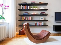 Contemporary Floating Wall Shelves | Best Decor Things