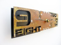 Cool Wall Clocks For Guys | Best Decor Things