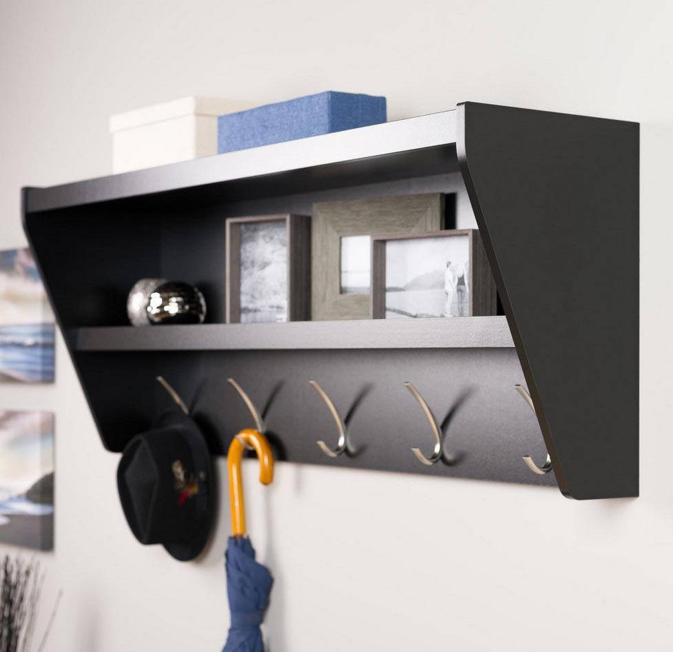 Decorative Wall Shelves in the Modern Interior