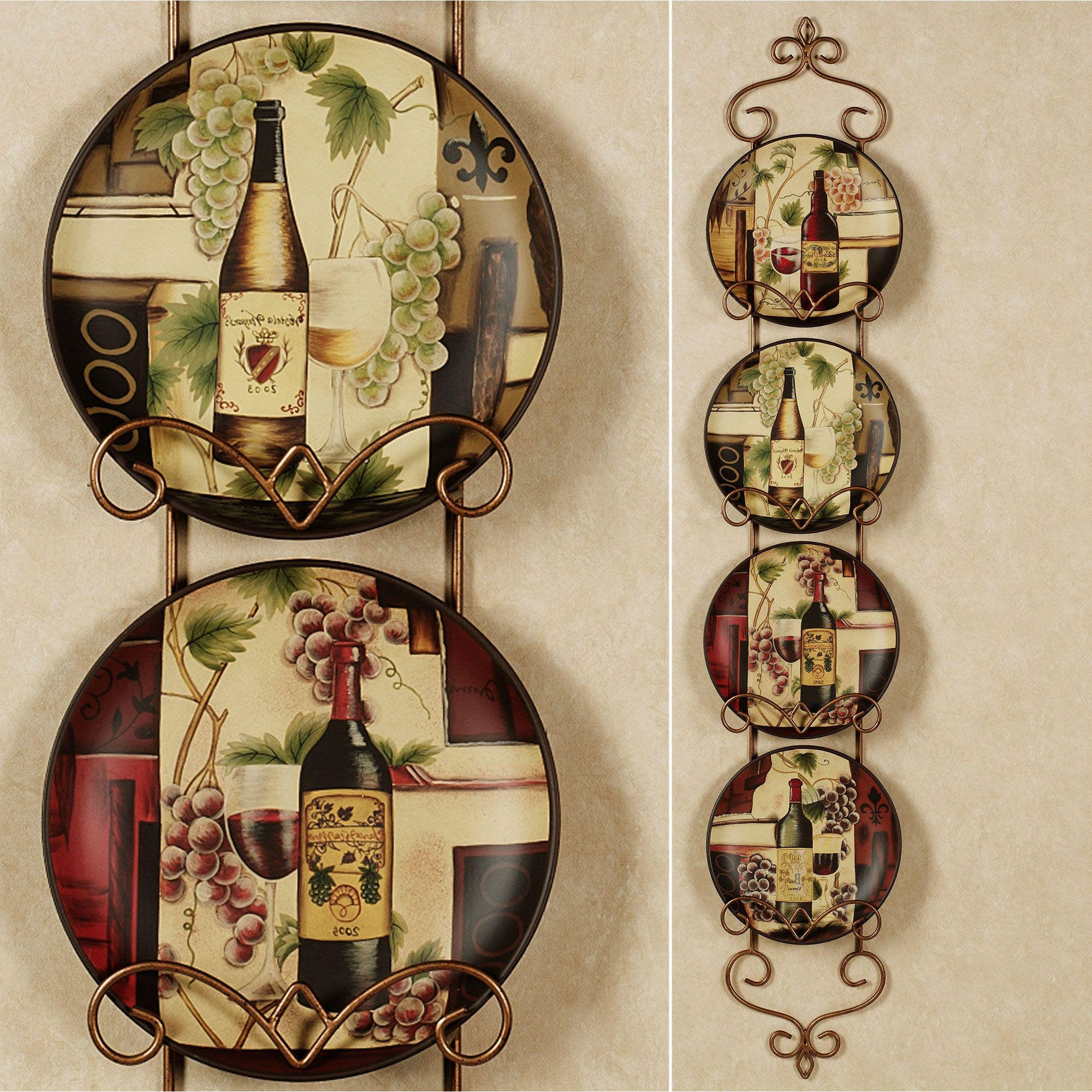 decorative kitchen plates for wall where to buy curtains will create special mood in