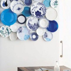 Decorative Kitchen Plates For Wall Wooden Plate Rack Cabinet Simple Modern