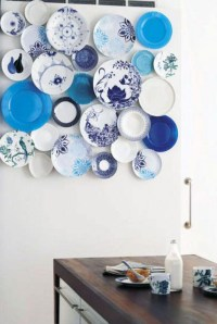 Decorative Kitchen Wall Plates. Simple Modern Wall ...