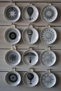 Decorative Plates for Wall will Create Special Mood in ...