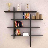 Decorative Wall Shelves in the Modern Interior | Best ...