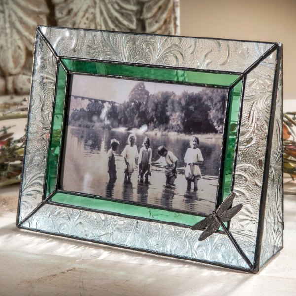 Floating Picture Frame with Glass