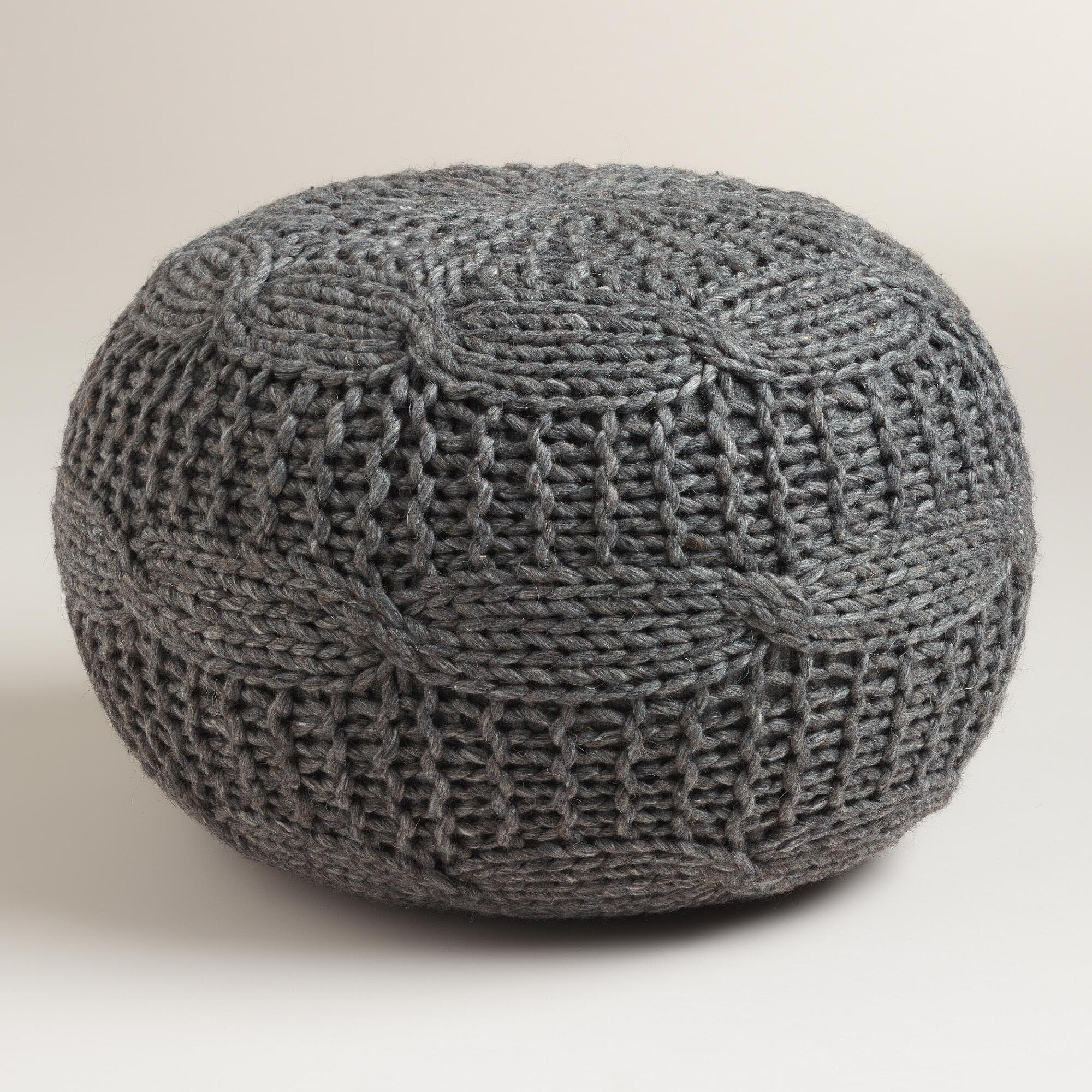 Floor Pillows And Poufs  Best Decor Things