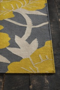 Gray Yellow Area Rug | Best Decor Things