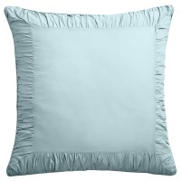 Light Blue Pillow Shams