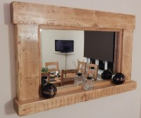 Do Rustic Wall Mirrors Yourselves | Best Decor Things