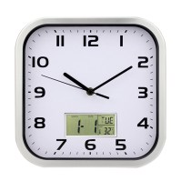 Square Kitchen Wall Clocks | Best Decor Things