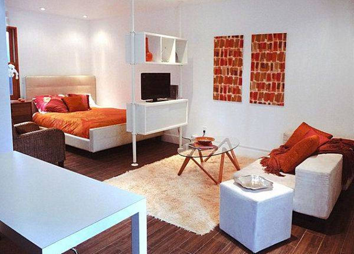 Small Apartment Furniture Ideas