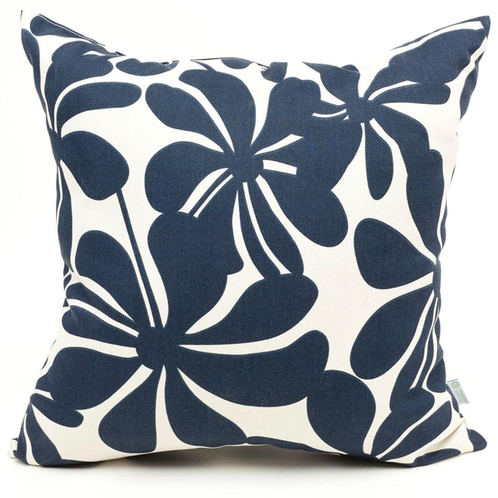 Navy Blue Pillows Add Elegance to Every House