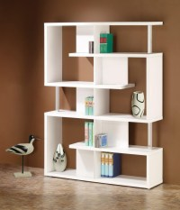 White Decorative Wall Shelves