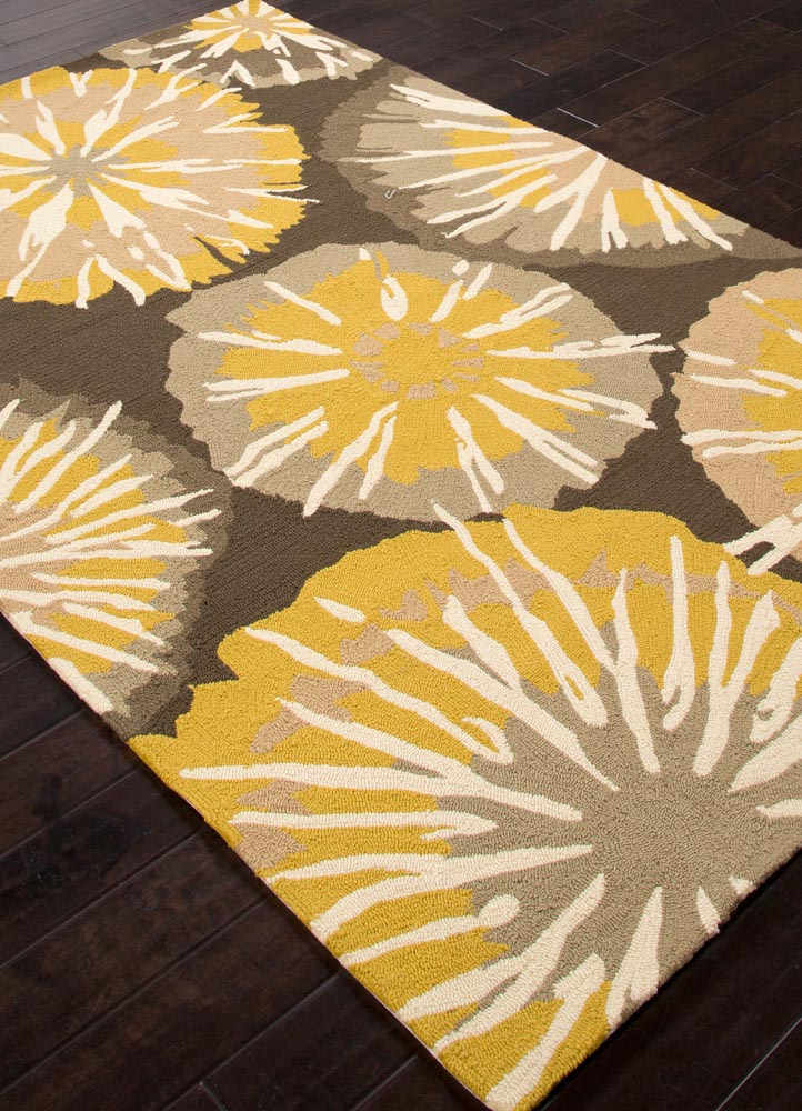 Yellow And Grey Rug  Best Decor Things
