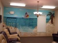 Where Do Beach Wall Murals Suit? | Best Decor Things