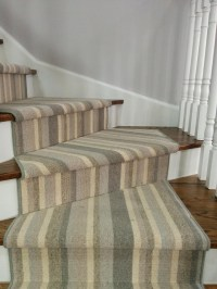 Striped Stair Carpet Runners | Best Decor Things