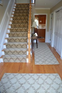 Wood Stair Carpet Runners | Best Decor Things