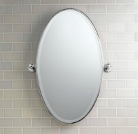 Bathroom Mirrors Oval With Perfect Image | eyagci.com