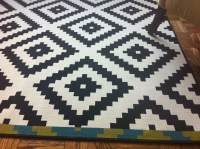 Checkered Area Rug Black And White | Best Decor Things