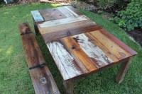 Handmade Reclaimed Wood Furniture | Best Decor Things