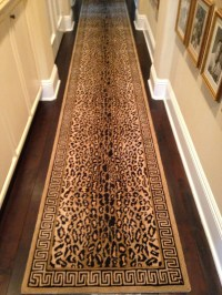 Leopard Print Rug in Your Home