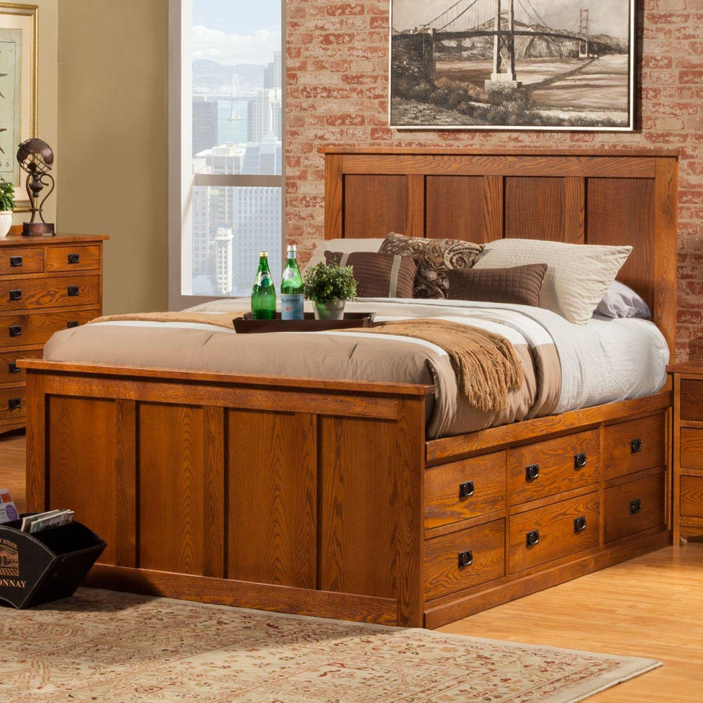 Mission Oak Bedroom Furniture  Best Decor Things