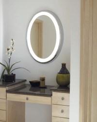Oval Bathroom Vanity Mirrors | Best Decor Things