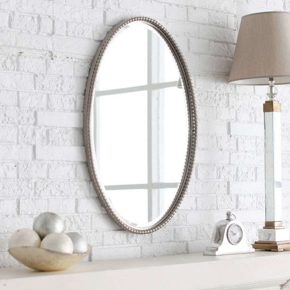 Oval Bathroom Wall Mirrors  Best Decor Things