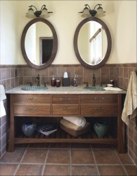 Oval Mirrors For Bathroom Vanities | Best Decor Things