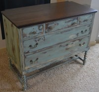 Painted Distressed Furniture Finishes | Best Decor Things