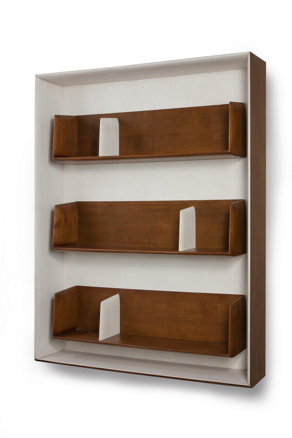 Unique Wood Wall Shelves