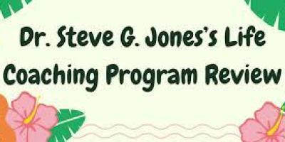 life coach certification Steve G. Jones