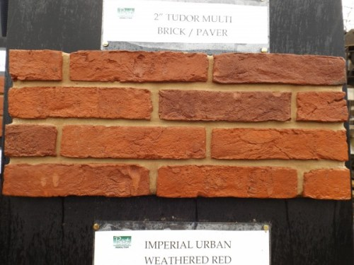 Reproduction Bricks Tudor Multi