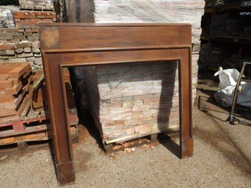 Redwood Fire Surround