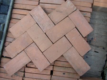 Repro Paving bricks
