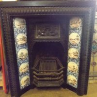 Fireplaces, Stoves & Ranges