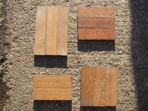 Hardwood Parquet Block Flooring