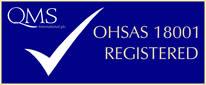 OHSAS18001 Registered