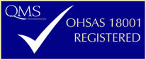 OHSAS18001 Registered