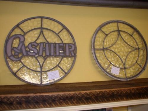 Post Office Cashier Windows