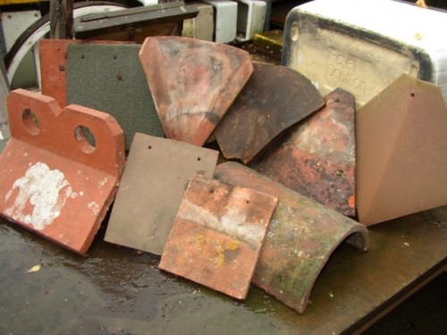 Reclaimed Fittings Selection