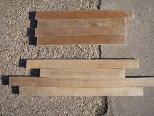 Hardwood Strip Flooring