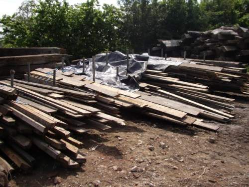 Softwood Joisting & Floorboard