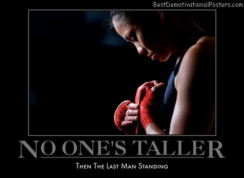 Boxing Demotivational Posters Images