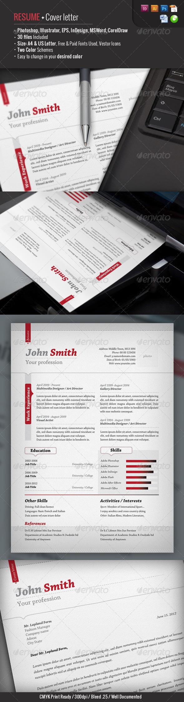 best resume font mac